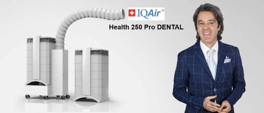 IQAIR Purificatori Dental Nicola Cartura
